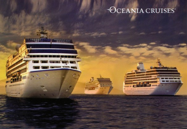Win a Cruise with Oceania Cruises