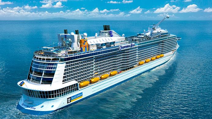 Quantum Of The Seas To Home Port In Shanghai  CruiseMiss