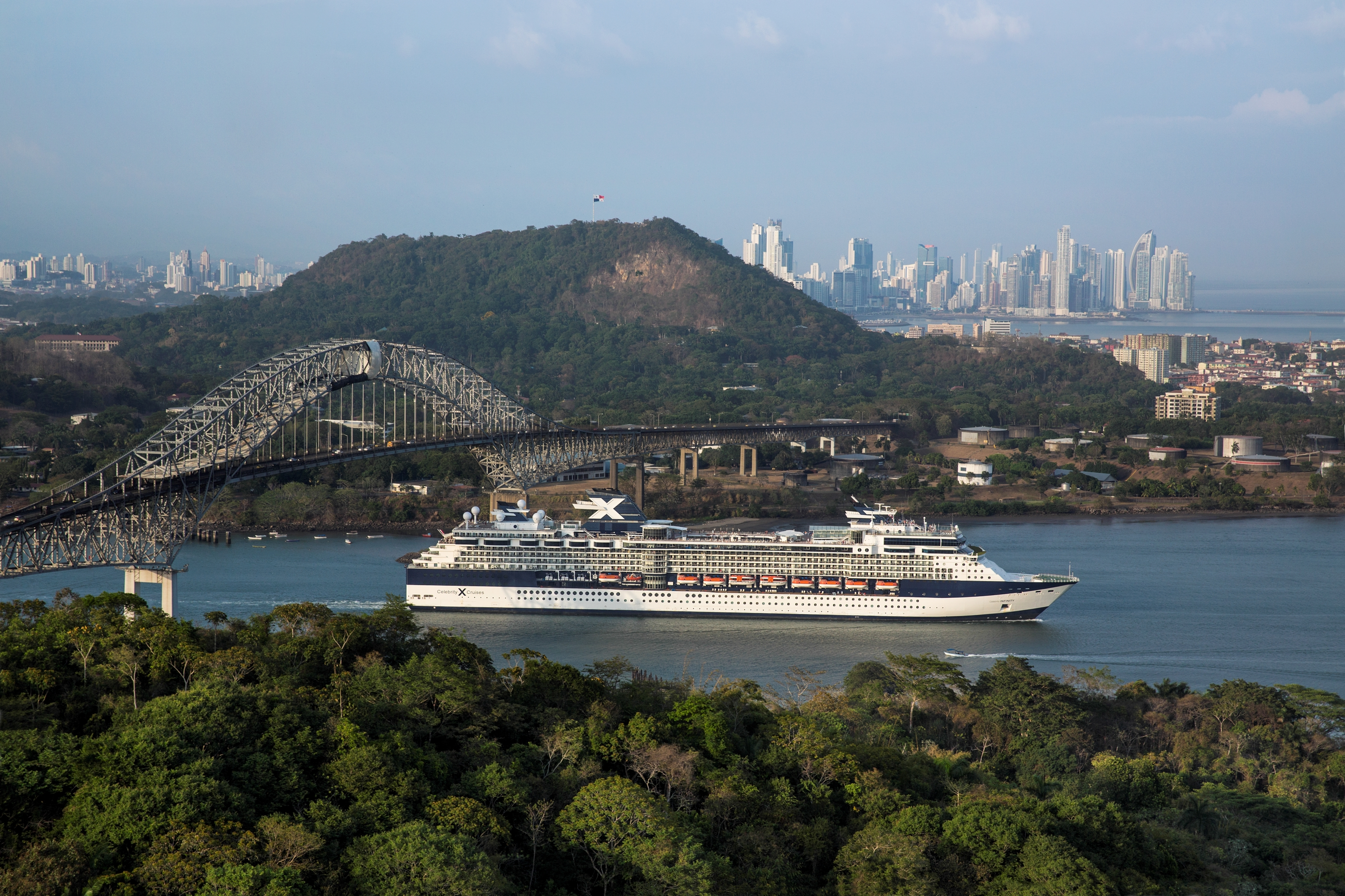 Celebrity Cruises to the Panama Canal & Central America