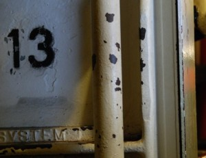 Queen Mary Watertight Door 13