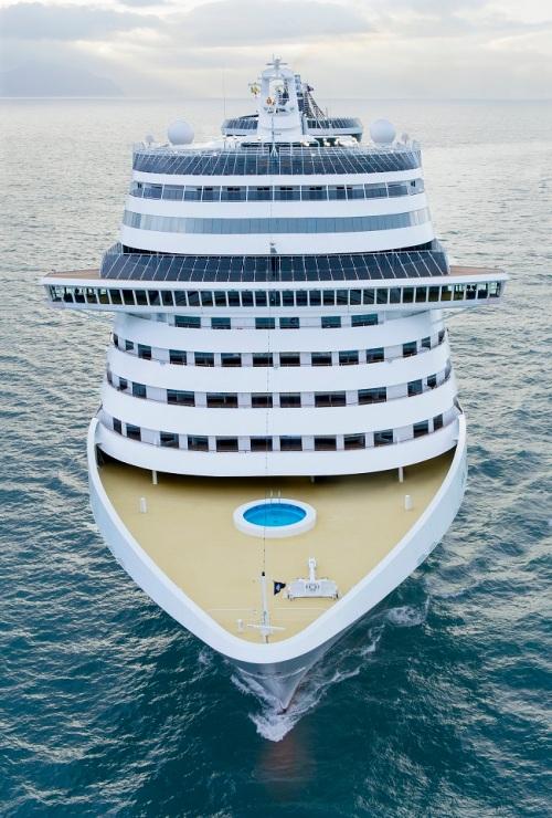 MSC Cruises MSC Preziosa Cruise Ship