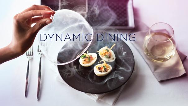 Royal Caribbean Dynamic Dining