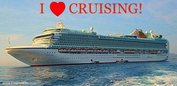 I love cruising