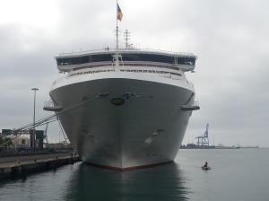 P&O Cruises Solo Cruise