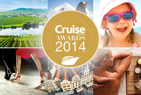 Cruise Awards 2014 Best Cruise Blogger
