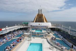 Oceana swimming pool