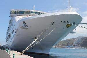 Oceana P&O Cruises