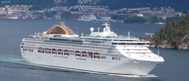 Oceana Canary Islands Cruise Countdown