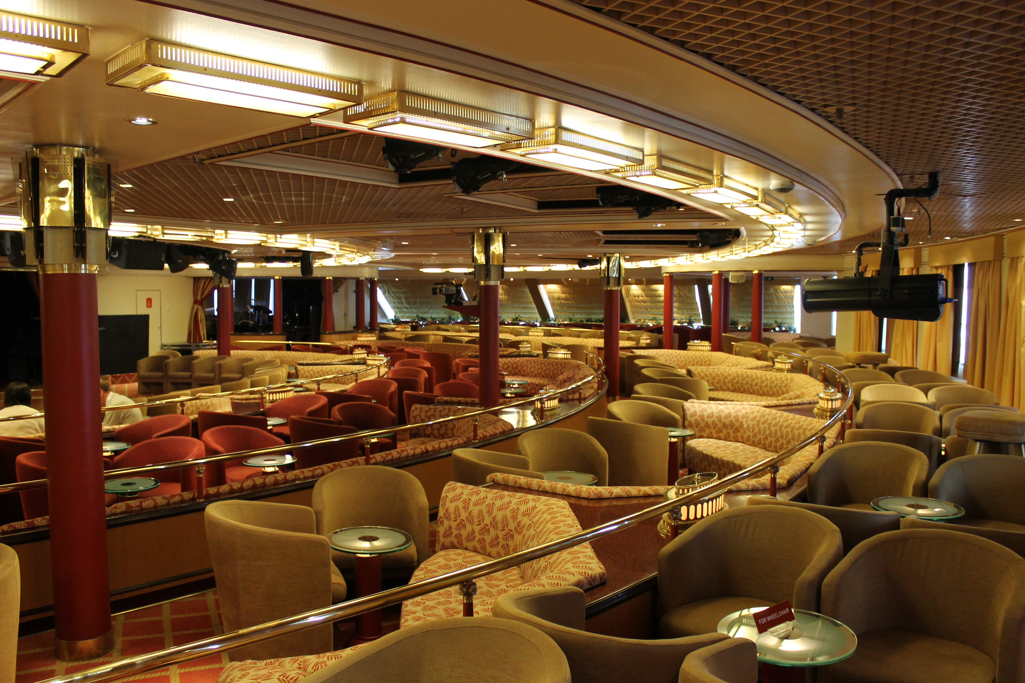 Fred Olsen Cruise Lines Braemar My First Impressions
