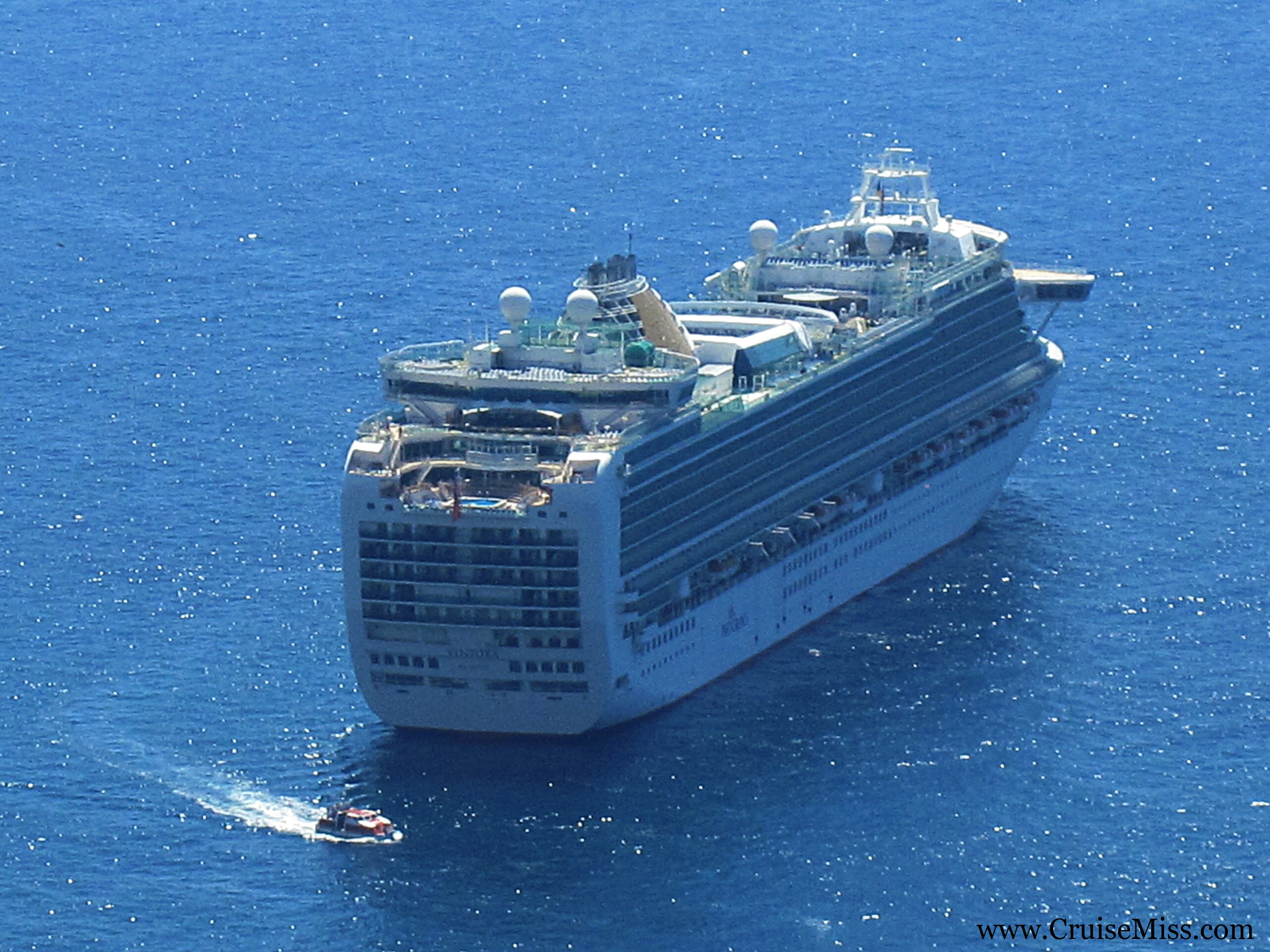 My Favourite Cruise Ship Photographs Part CruiseMiss Cruise Blog - Cruise ships in monaco today