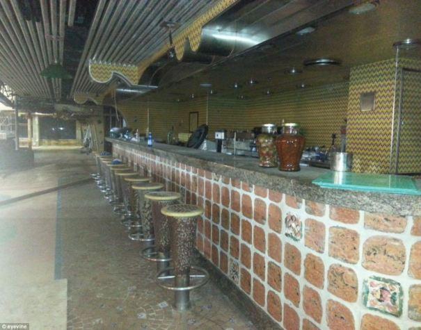 Costa Concordia Bar