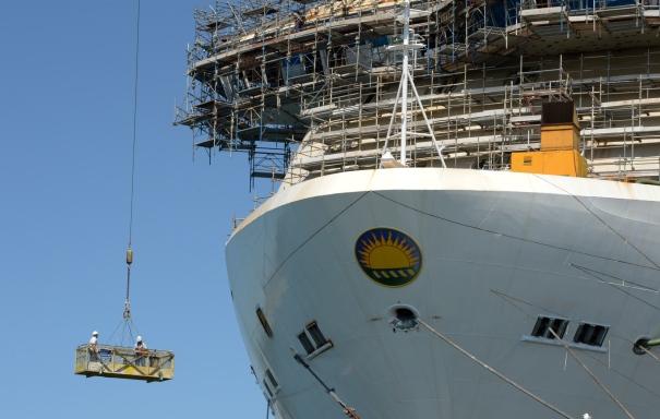 P&O Cruises Britannia Italy