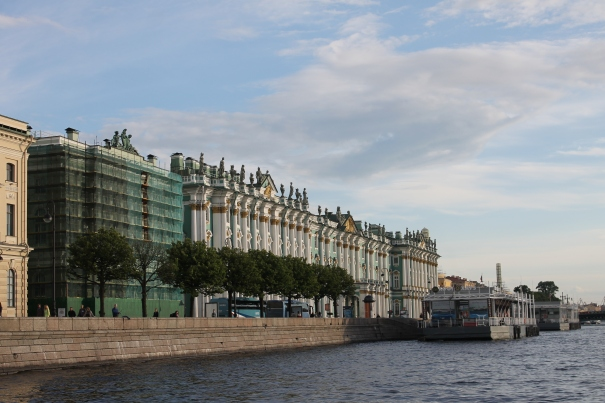 Waterways St Petersburg Baltic Cruises