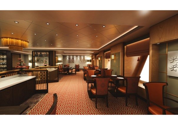 Cruises From Southampton >> A Glimpse Inside The New Look P&O Cruises Aurora – Photo ...