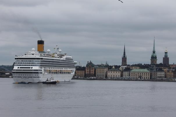 Costa Fortuna Stockholm Sweden