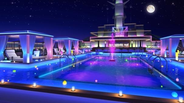 Regal Princess Night Sky Lounge