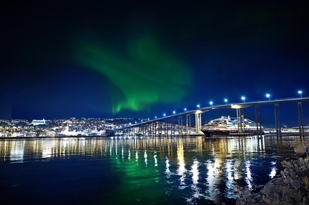 Hurtigruten - Tromso 1