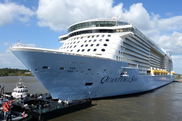 Quantum of the Seas River Ems