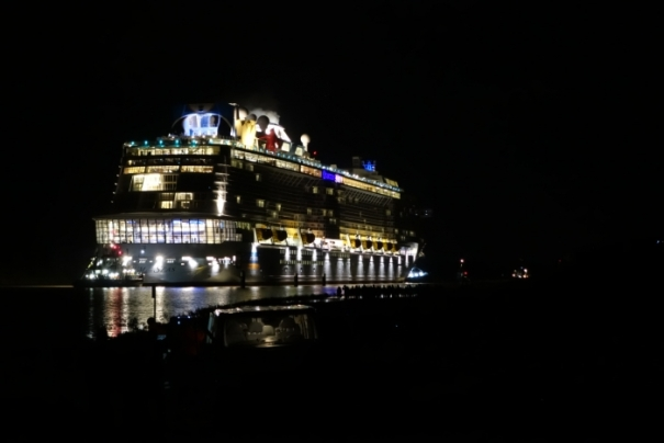 Quantum Class Cruise Ship