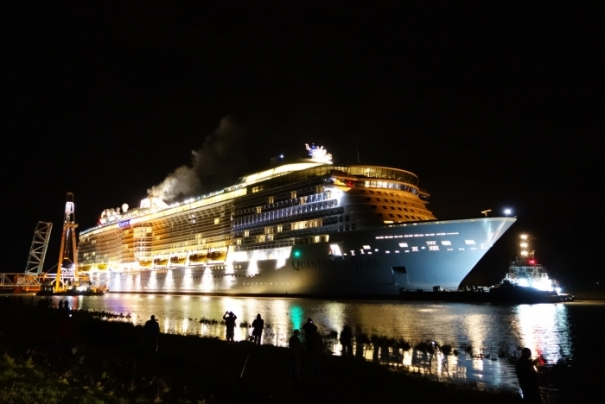Quantum of the Seas Conveyance