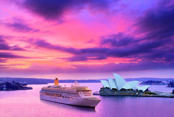 P&O - Sydney 1
