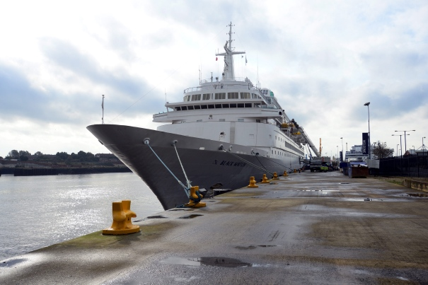 Black Watch Port of Tyne