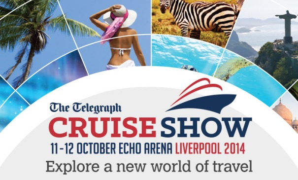 Telegraph Cruise Show Liverpool