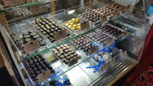 Black Watch Chocolate Bar