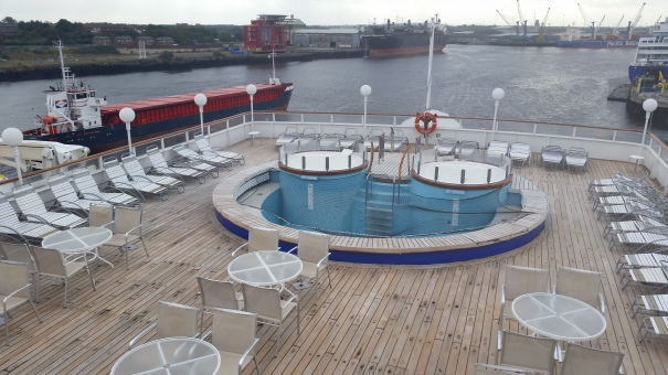 Black Watch Pool Deck