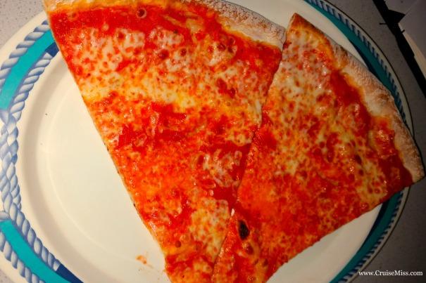 Pizza Princess Cruises