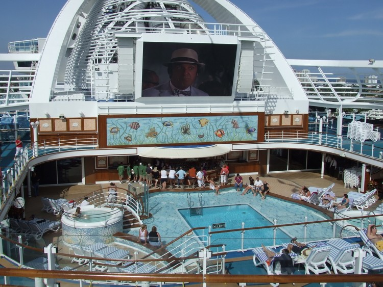 Emerald Princess And The Canary Islands Cruisemiss