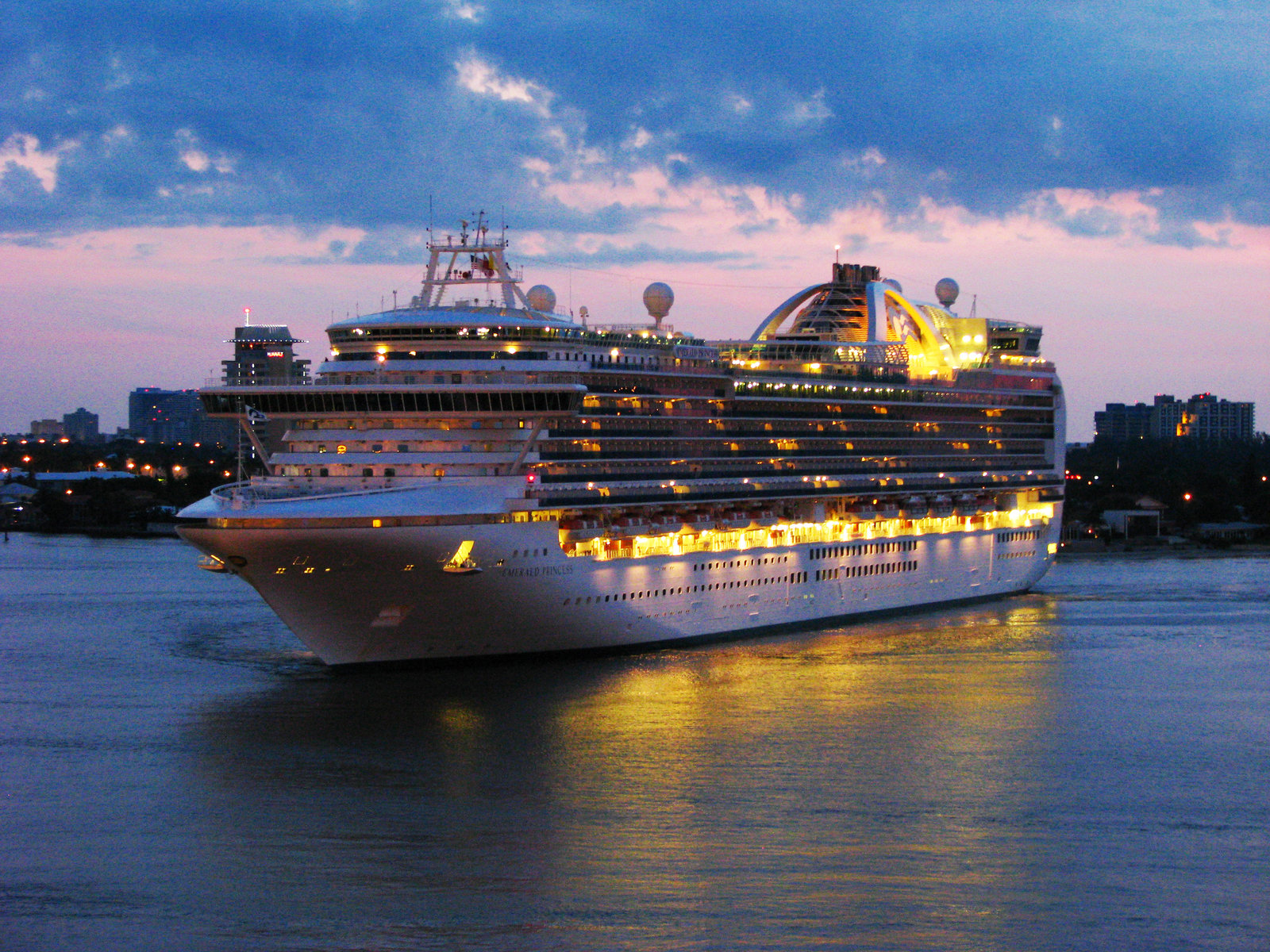 about cruise Cruise ship calendar shows where over 160 cruise ships are daily also, calendars for every major cruise port.