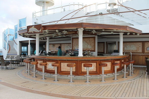 Tradewinds Bar Emerald Princess