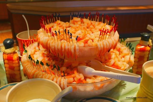 Shrimp Tower Princess Cruises