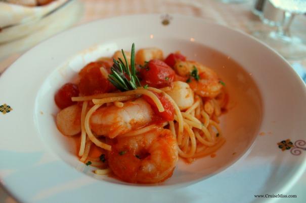 Pasta Sabatini's Princess Cruises