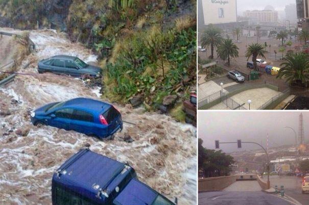 tenerife floods