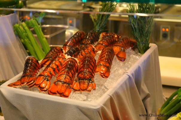 CrownGrillEmeraldPrincessLobster