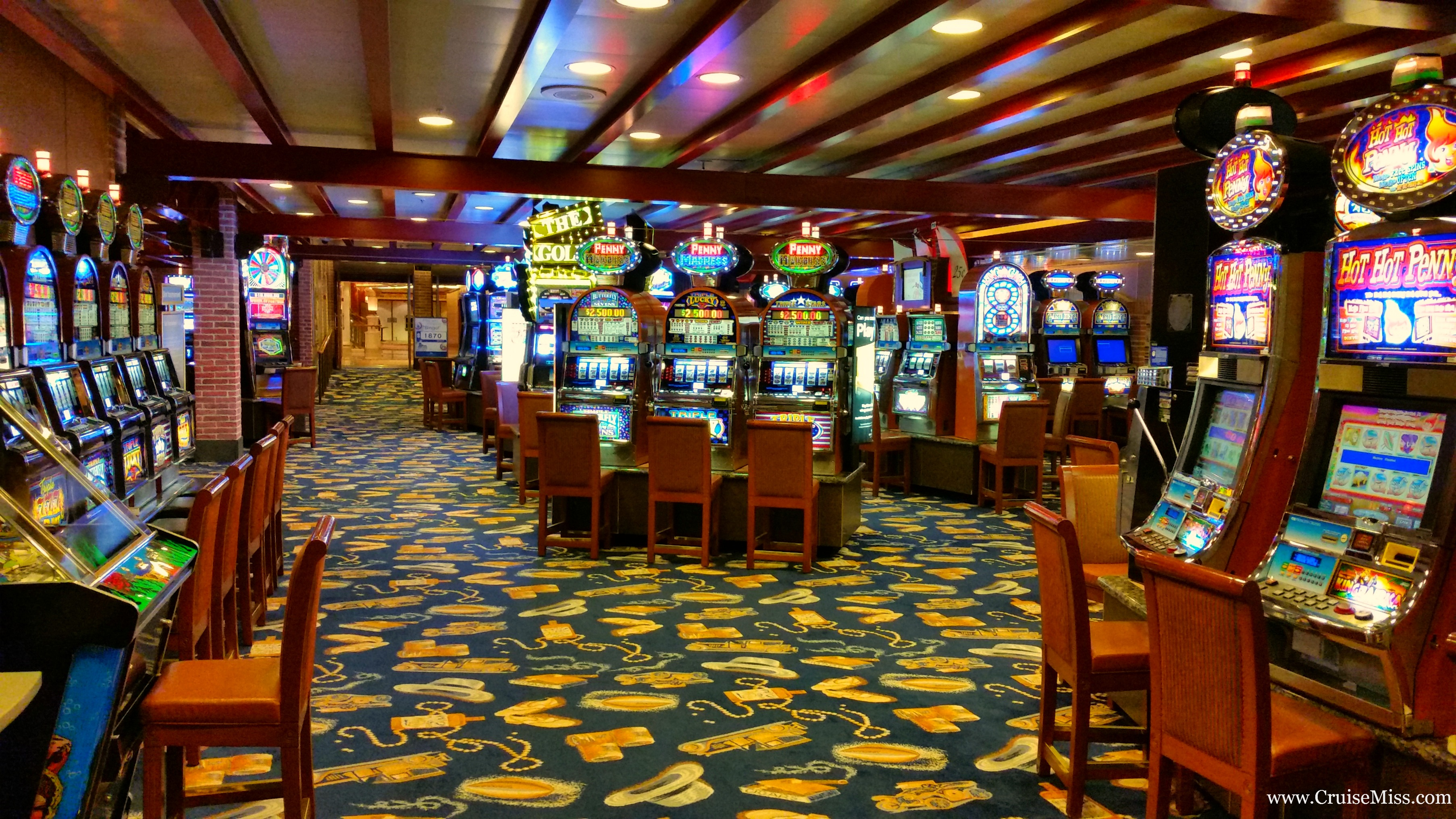Emerald princess casino ship