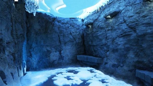 SnowRoomNorwegianEscape