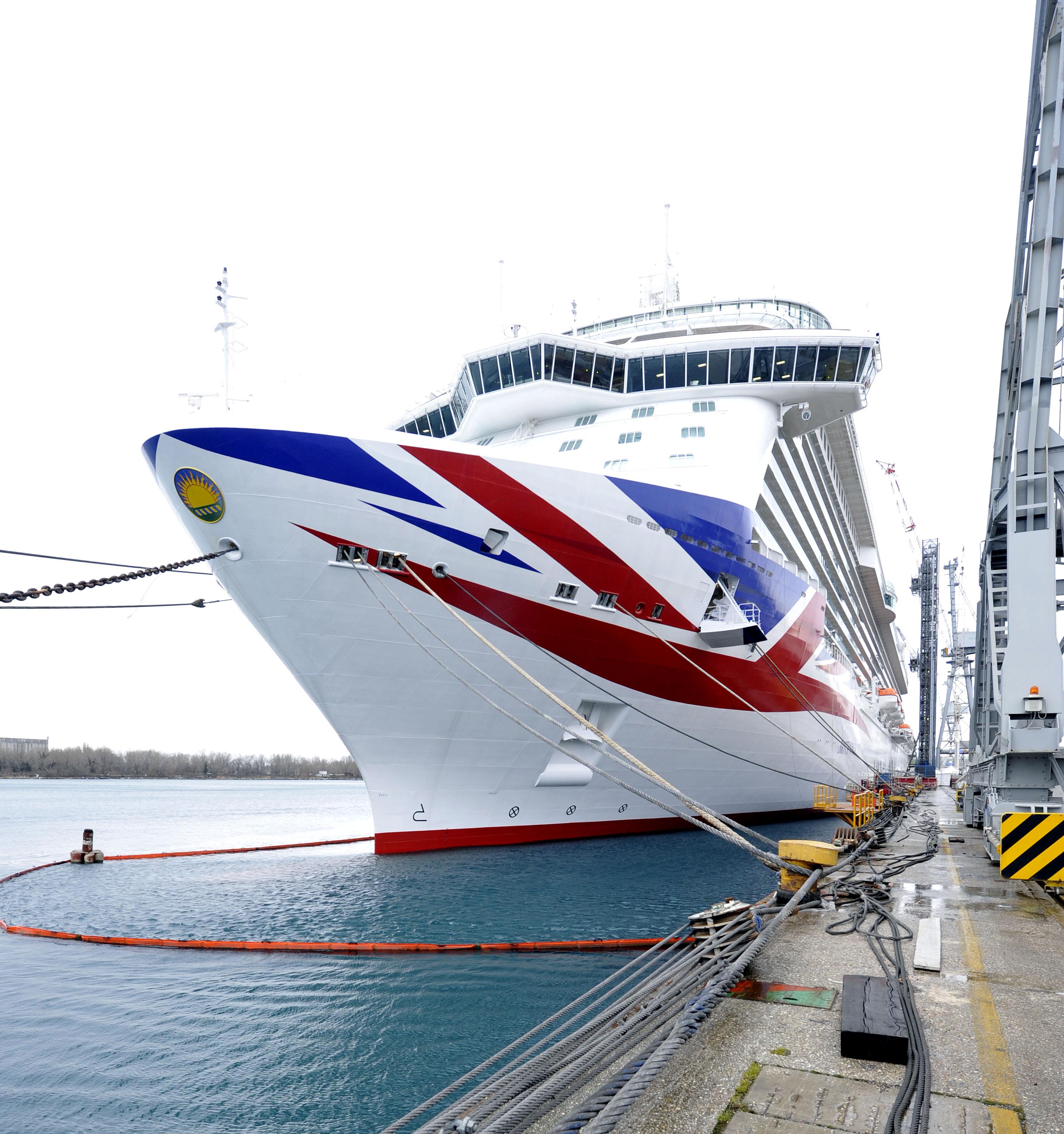Getting To Know P&O Cruises Britannia