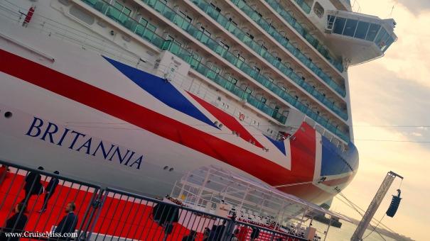 BritanniaNamingShip