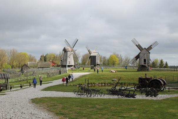 Windmills-Saaremaa