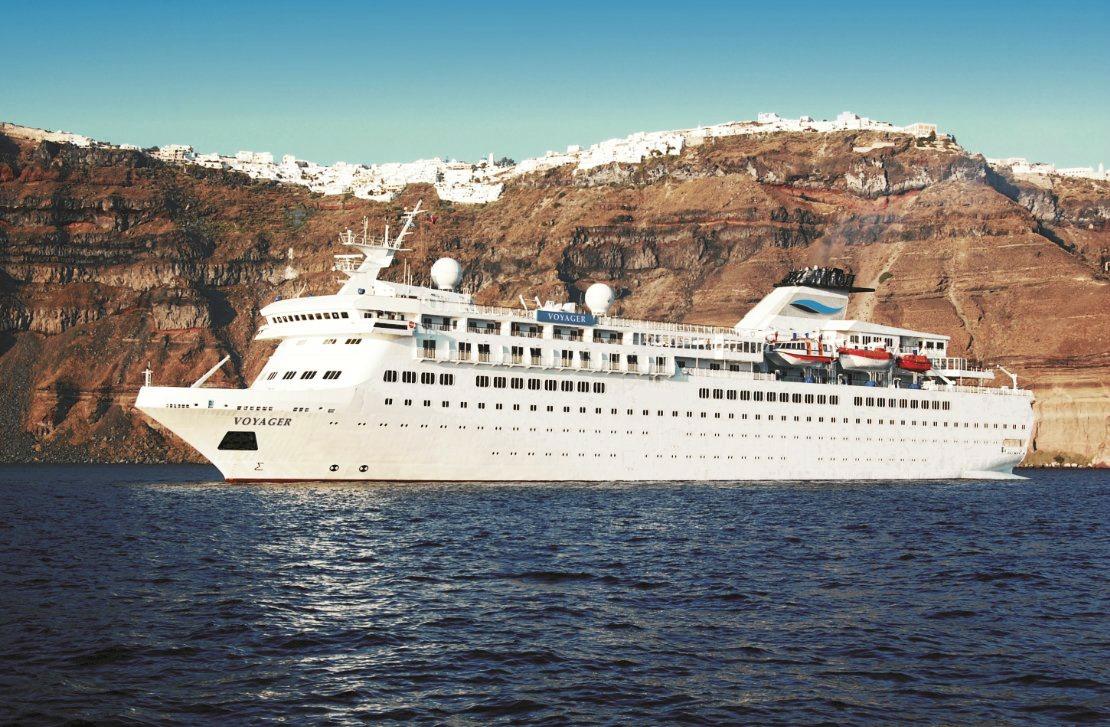 MV Voyager A Perfect Example Of SmallShip Cruising CruiseMiss - Example of cruise ship