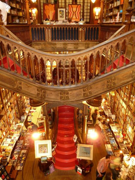 Lello-Bookshop-Interior