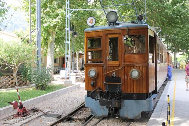Soller-Train-Mallorca