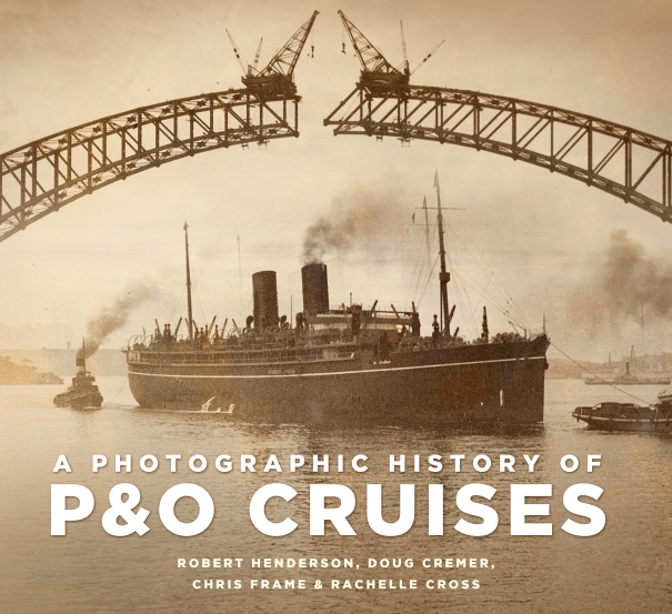 History-of-P&O-Cruises-Book
