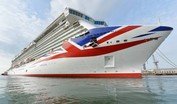 P&O-Cruises-Britannia-History