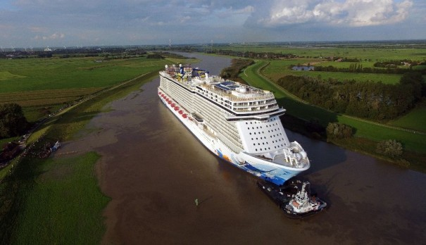 Norwegian-Escape-Ems-River