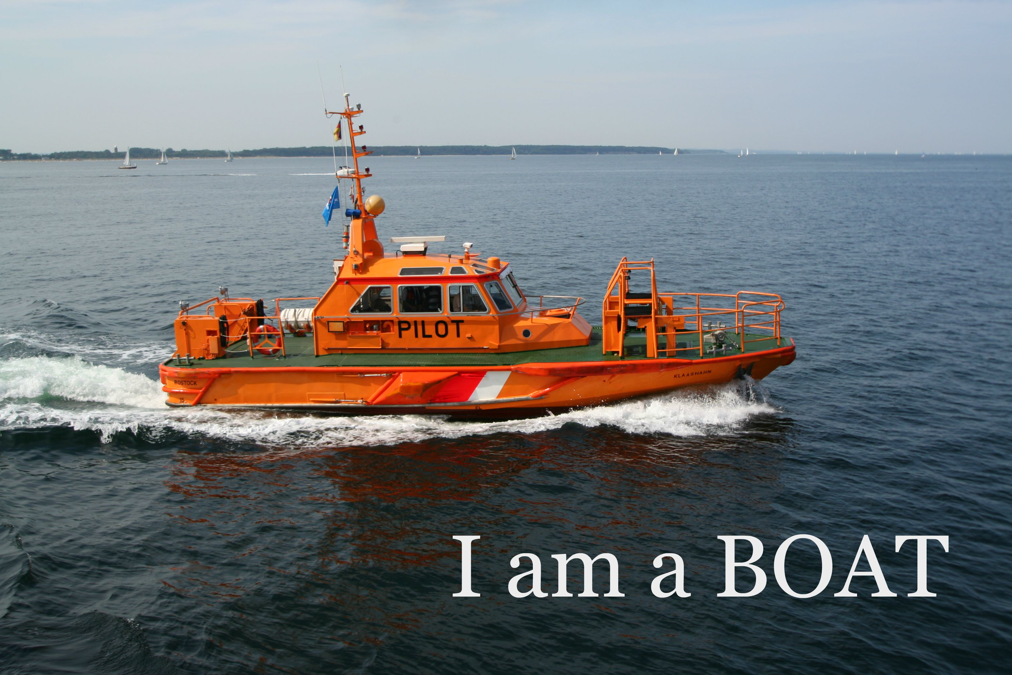 Welcome aboard boat ships life ring clock - Pilot Boat