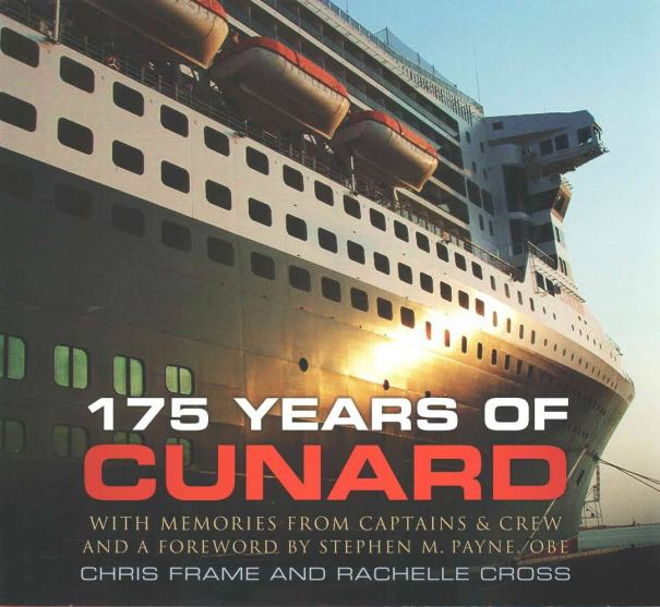 175-Years-Cunard-Book